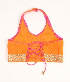 Exclusive from Jaipur Pink & Orange <b>Ghagra</b> Choli with Dupatta For <b>Kids</b>