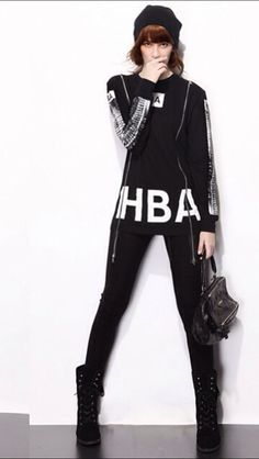 Cool HBA girl Goth, Punk, Cool Stuff, Style, Fashion, Goth Subculture, Cool Things, Gothic, Moda