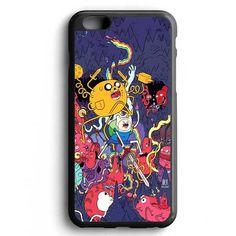 Adventure Time iPhone 6 Plus Case