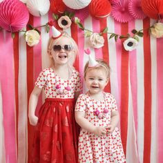 Hello Baby Brown: How to plan the perfect Valentine's party for your littles!