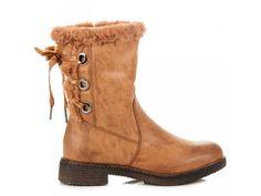 Hnedé čižmy so stuhou Viera Tommy Hilfiger, Boots, Winter, Fashion, Crotch Boots, Winter Time, Moda, Fashion Styles, Shoe Boot