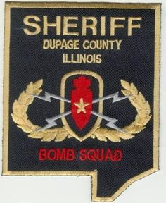 THORNTON POLICE ILLINOIS IL PATCH SHERIFF COLORFUL