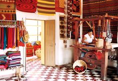 Shopping, Lodging, and Dining in Oaxaca, Mexico - Condé Nast Traveler Classical Architecture, Ancient Architecture, Sustainable Architecture, Oaxaca City, Air B And B, Photography Courses, Mexico Travel, Mexico City, Lodges