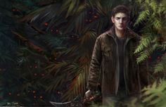 Dean and monsters in the shadows,I love purgatory!Dean, love that a lot! Supernatural Dean, Dean Winchester, Jensen Ackles, Jon Snow, Hunting, Game Of Thrones Characters, Fan Art, Shadows, Fictional Characters