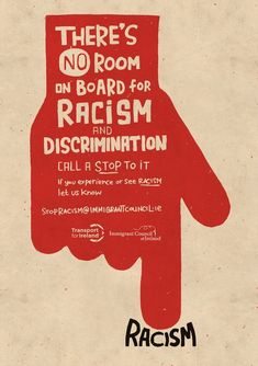 anti racism poster against of Protest, for Design, Gesellschaft im Wandel, Change Protest Posters, Protest Art, Political Posters, Political Art, Refugees, Poster S, Poster Ideas, Racial Equality, Anti Racism