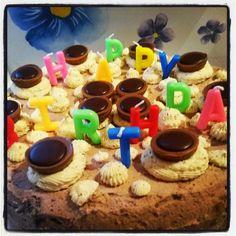 nell's lovely handmade stuff: Schon wieder ist ein Jahr vergangen... Cookies, Desserts, Food, Crack Crackers, Tailgate Desserts, Deserts, Biscuits, Essen, Postres
