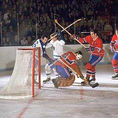 Habs Goalies: Rogatien Vachon 1966-71 - Eyes On The Prize