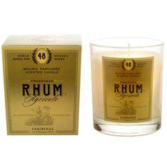 Bougie parfumée Rhum