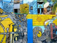 Callejon de Hamel, Cuba #art #graffiti #cuba #island