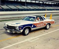 1975 Buick Century Custom Indy 500 Pace Car-with T-Tops. Vintage Racing, Vintage Cars, Rat Rods, General Motors Cars, Michigan, Buick Cars, Automobile, Buick Century, Indy Cars