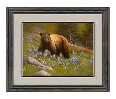 Dallen Lambson Framed Artwork - Spring Stroll | Bass Pro Shops