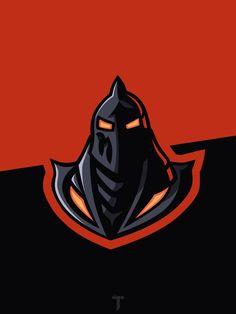 Logo Desing, Game Logo Design, Video Game Logos, Skin Logo, Epic Games Fortnite, Esports Logo, Skull Artwork, Gaming Wallpapers, Cool Logo