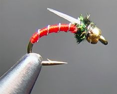 How to tie the nuke egg pattern for fly fishing   Video « Wonder #FlyFishing