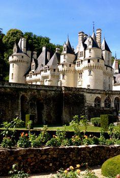 Ussé Castle, Indre-Et-Loire, Centre, France