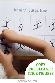 Super fun kids activity that helps improve cognitive skills as well as fine motor skills and focus! Playgroup Activities, School Age Activities, Fine Motor Activities For Kids, Train Activities, Motor Skills Activities, Fine Motor Skills, Cognitive Activities, Calming Activities, Occupational Therapy Schools