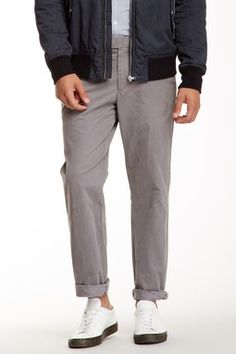 Gramercy Twill Slim Pant