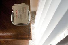 notes, blinds by rachel.grace, via Flickr