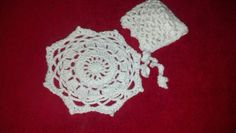 Cap and doily