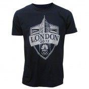 2012 Olympics NBC London Logo T-Shirt $28