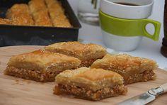 Honey Roast Cashew & Sesame Baklava