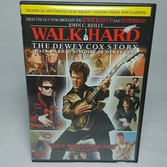 Walk Hard The Dewey Cox Story 2008 DVD Unrated & Theatrical Version Canada Copy Superbad, Cinema, Walking, Funny, Movies, Films, Woking, Film Books, Movie