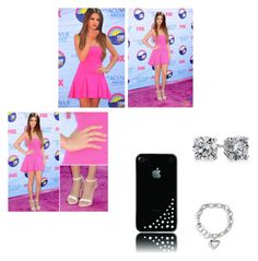 """""""Sem título #22"""" by malena-336 ❤ liked on Polyvore featuring Dsquared2, Bling My Thing, GUESS and Blue Nile"""