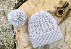 ". Комплект ""Речной жемчуг"" Knit Crochet, Crochet Hats, Kerchief, Kids Hats, Beret, Lana, Headbands, Knitted Hats, Scarves"