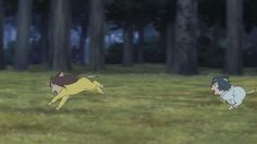 Post with 3690 views. The Wolf Children Ame and Yuki Screenshots Wolf Children Ame, Mamoru Hosoda, Anime Child, Cartoon Styles, Studio Ghibli, Kawaii Anime, Video Game, Animation, Luigi