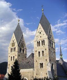 Stadtpfarrkirche in Friesach Kärnten