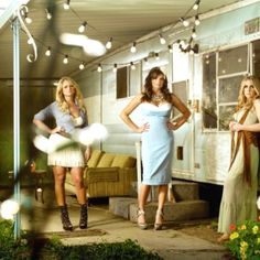 Pistol Annies love these country girls!