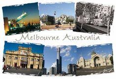 Melbourne Australia PC132