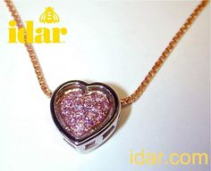 Pink diamonds by idar