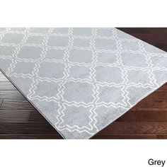 """Meticulously Woven Yonkers Modern Geometric Area Rug (9'3"""" x 12'6"""") - Overstock™ Shopping - Great Deals on 7x9 - 10x14 Rugs"""
