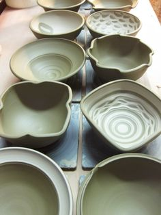 Altered Bowls from Gary Jackson