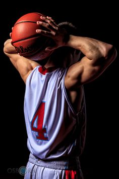 Mike Osborn Photography – Central Illinois » Senior Photos: Jacob Postin (Basketball Edition)