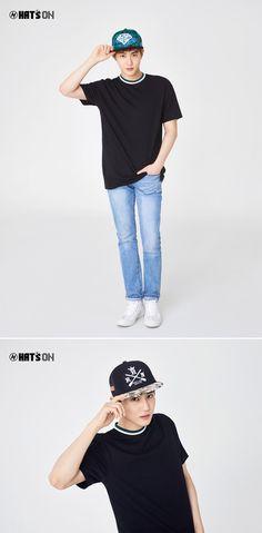 EXO para Hat's On 2016