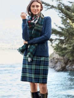 Scottish Outfit Pictures hot scottish women in 2019 scottish clothing scottish Scottish Outfit. Here is Scottish Outfit Pictures for you. Scottish Dress, Scottish Clothing, Scottish Fashion, Tartan Dress, Tartan Kilt, Mode Tartan, Campbell Tartan, Preppy Style, My Style