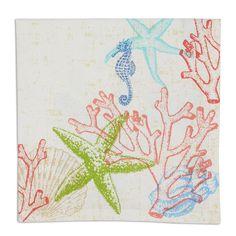 Lagoon Printed Napkin Set of 4