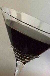 Black Martini for Captain Zod