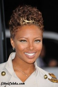 Eva Marcille-Pigford, Top model- (African American and Puerto Rican)
