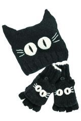 Black Cat Two Piece Set (3-16yrs) - Next £10.50 - £12.50