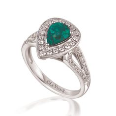This is it, this is the one! Love love love!!! Levian Couture Forest Green Tsavorite MELI 595WG
