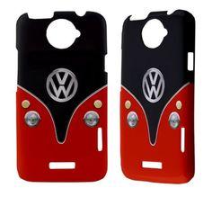 Vw Bus Htc One X S V Vivid Raider Amaze 4G Evo 3D Sensation XL Incredible Desire HD S Phone Case Volkswagen Cool Cell Phone Case Cover. $17.00, via Etsy.