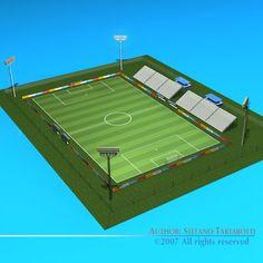 Marvelous Soccerfield