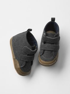 Flannel sneakers Product Image