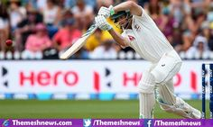Wellington: Australian Batsman Adam Voges Hit a Century against the New Zealand in the first test that is not for his best average but also break the record of Donald Bradman and Little Master Sachin Tendulkar.
