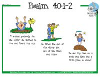 Bible Verse Printables to go along with Seeds Family Worship music
