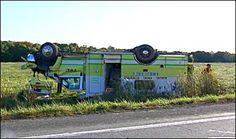 2012 Fire Truck Crashes September