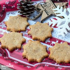Turta dulce low carb / Low carb gingerbread