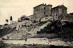 Foto storiche di Roma - L'Aventino